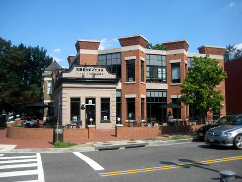 Ebenezer's Coffeehouse