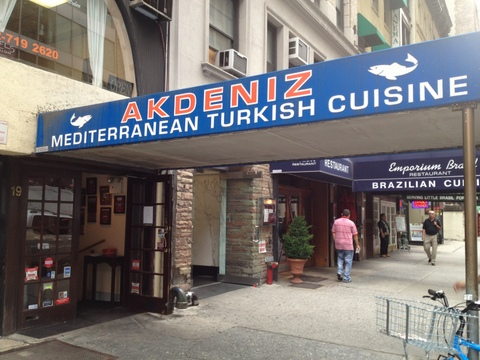 Flavor making life more flavorful one meal at for Akdeniz turkish cuisine nyc