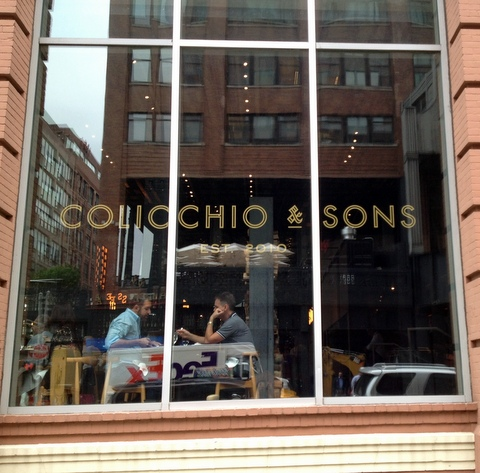 Starting Restaurant Week Off Right – Colicchio and Sons | Flavor ...